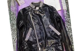 see the world s most expensive jacket