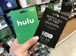 hbo hulu more gift cards at rite aid