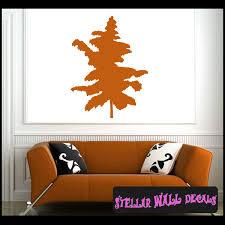 Trees Dogwood Tree Ns001 Wall Decal Wall Sticker Wall Mural Swd
