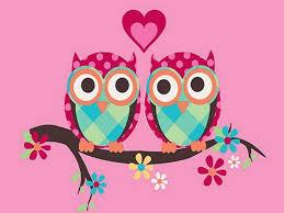 50 cute cartoon owl wallpaper on