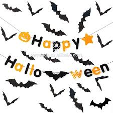 Diy Halloween Decoration Party Supplies Pvc 3d Decorative Scary Bats Wall Decal Wall Sticker Set Buy Halloween Decoration Halloween Bats Halloween Party Supply Product On Alibaba Com