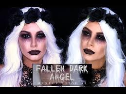 10 angel makeup tutorials for