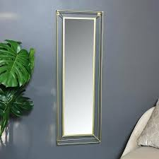 tall gold frame mirror furniture mall