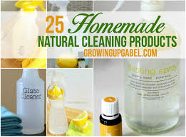25 homemade natural s for cleaning