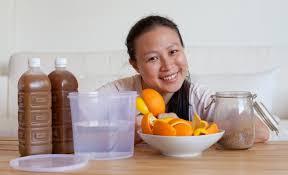 make garbage enzyme save food cut waste