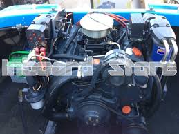 7 4l 454 v8 gm omc king cobra marine