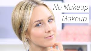 trending now the no makeup makeup look