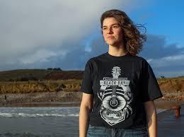 black bay studio t shirt by pe o
