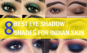 eye shadow colors and shades for indian