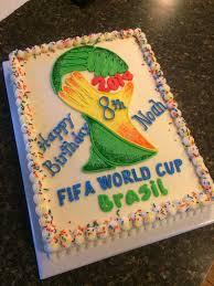 Fifa World Cup Cake Decoracion Fiesta De Futbol Fiestas