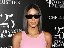 kim kardashian posts throwback photo of