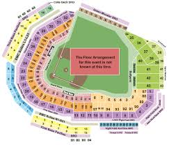generic field seating chart