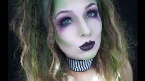 e11 glam beetlejuice makeup