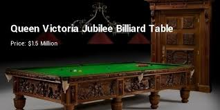 8 most expensive d pool tables