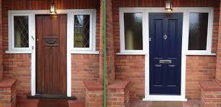 front door installation wokingham