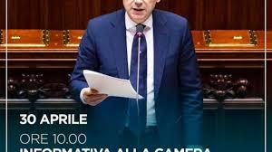 Giuseppe Conte in diretta alla Camera e al Senato: data, orario e ...