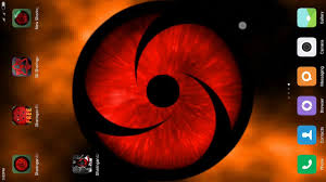 awesome sharingan live wallpaper apps