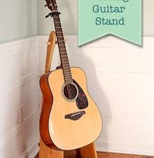 diy guitar stands projects fun ways to