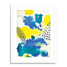 design trend abstract art and decor