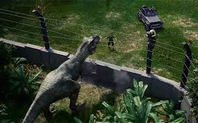 Please Add The Wires Electric Fences That Appear In Jurassic World Evolution Announcement Trailer Frontier Forums