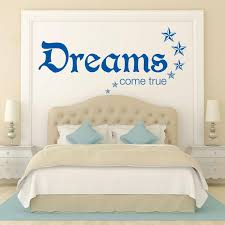 Dreams Wall Decal Style And Apply