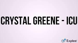 Crystal Greene - ICU - YouTube