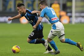 Orario Napoli-Inter Coppa Italia: le indicazioni della Rai