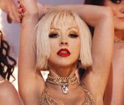 christina aguilera burlesque makeup i