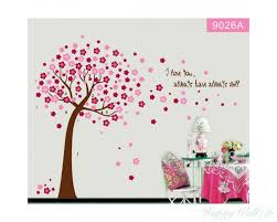 sakura blossom tree wall decal quotes flower wall decal