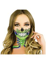 skeleton makeup kit cosplay costumes