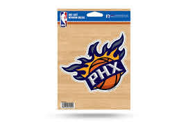 Phoenix Suns Window Decal Sticker Nba Officially Licensed Custom Sticker Shop