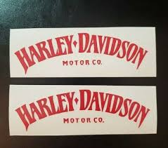 Harley Davidson Rear Window Decal 4 58 Dealsan