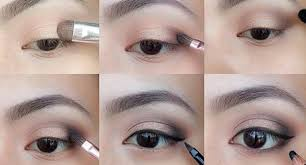 how to do easy makeup at home