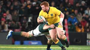 Harry Johnson-Holmes wants schnitzel promotion after Wallabies debut