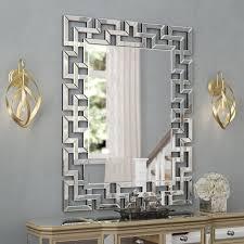 caja modern contemporary beveled wall
