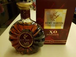 remy martin xo excellence food