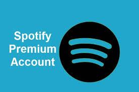 spotify premium account in 2020