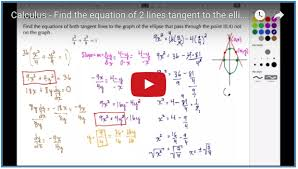 graph calculus equations graphing
