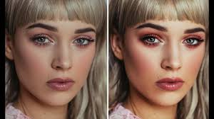 enhance makeup in photo good for