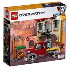 Mua Đồ Chơi LEGO Overwatch 75972 Dorado Showdown Giá Rẻ HCM Việt ...