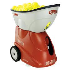 Lobster Elite 4 - Tennis Ball Machines ...