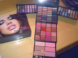 victoria secret mega makeup kit review