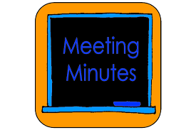 Image result for board minutes clipart