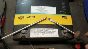 Gallagher M300 Youtube