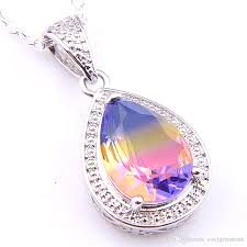 whole luckyshine 925 silver jewelry