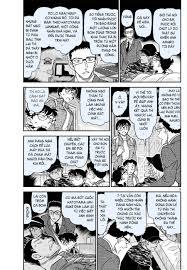 CONAN - Tập 99 - Chap 1052: Hậu đậu và Nghi hoặc