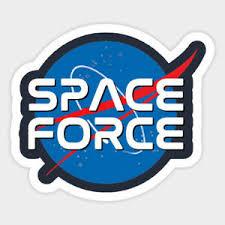 Space Force Nasa Vinyl Wall Decal Room Phone Decor Sticker Ebay