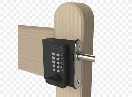 Electronic Lock Gate Latch Combination Lock Png 600x600px Lock Combination Lock Door Door Handle Electric Gates