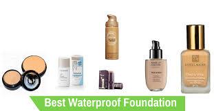 best waterproof makeup foundation makeup