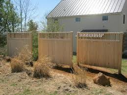 Staggered Fence Panels Google Search Fence Panels Fence Backyard Privacy